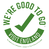 Visit England tick mark